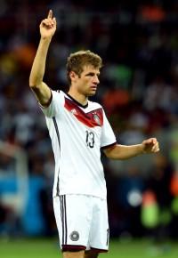 Томас мюллер сборная германии фото